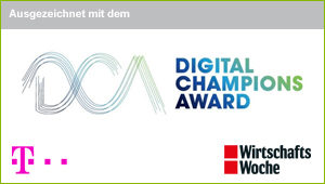 Signet Digital Champions Award