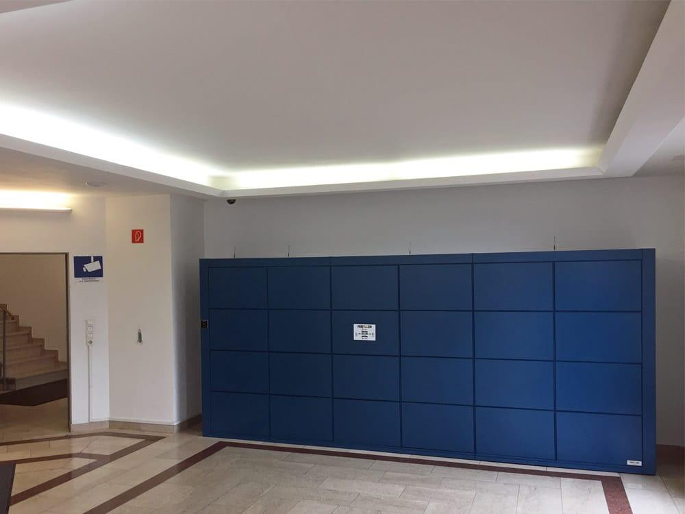 Anlage Studentenwohnheim